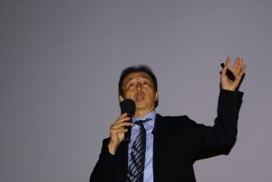 御立 尚資 氏(32期)による講演会